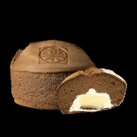 【樂樂甜點】樂樂巧克力爆漿雞蛋布丁蛋糕 (6吋/盒)-1盒