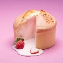 【樂樂甜點】樂樂草莓蜂爆漿布丁蛋糕(6吋/盒)-2盒