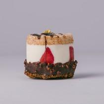 【樂樂甜點】草莓脆皮提拉米蘇 (9入/盒)