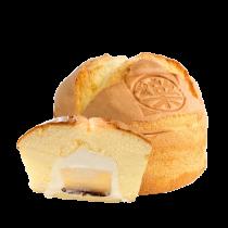 【樂樂甜點】樂樂爆漿雞蛋布丁蛋糕 (6吋/盒)