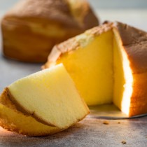 【樂樂甜點】樂樂牛奶布丁蛋糕(6吋/盒)-8盒